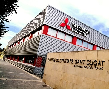 Mitsubishi Electric Europe B.V., Sucursal en España (Barcelona Office)_01